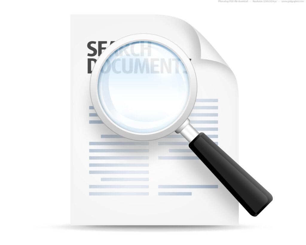 search documents1 1024x819 Втора стъпка при покупка на недвижим имот   Проучване на недвижимия имот